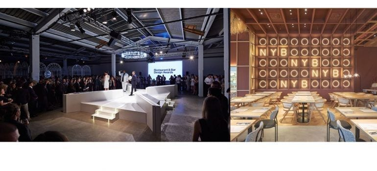 Our client wins the award for the most beautiful restaurant in the world!